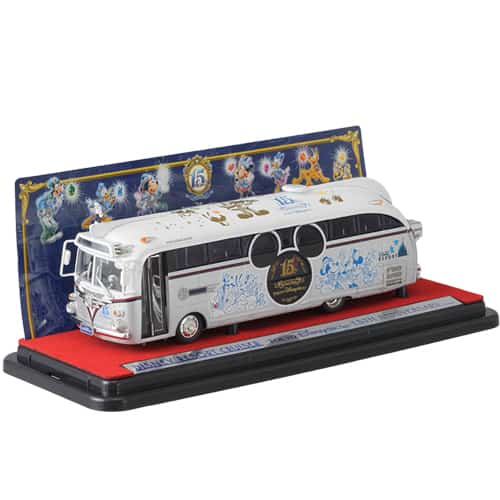 Disney Resort Cruiser Model ¥25,000 Available from October 4 Please Note: Only 3 Items Per Person