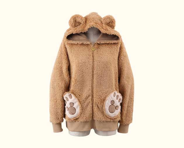 Duffy Hoodie ¥4,900 Sizes: S, M, L
