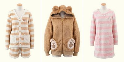 New Duffy Goods & Room Wear at Tokyo DisneySea for October 2016