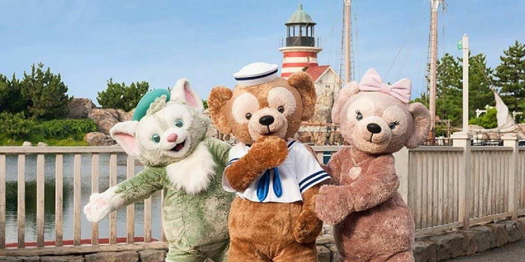 "Gelatoni Coming to ""My Friend Duffy"" in 2017 at Tokyo DisneySea"