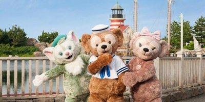 "Gelatoni Coming to ""My Friend Duffy"" in 2017 at Tokyo DisneySea"