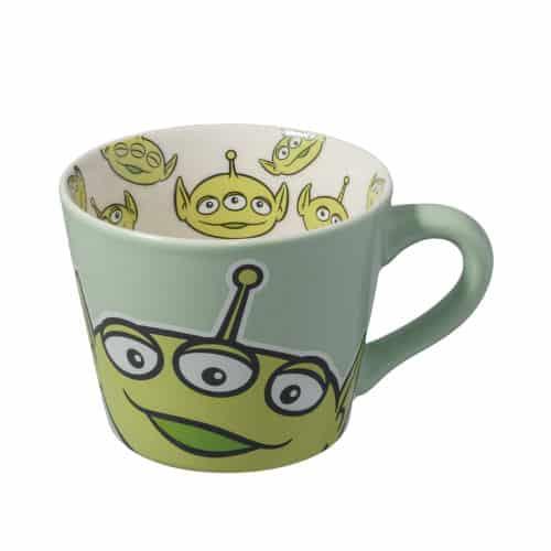 Green Alien Mug ¥1,300