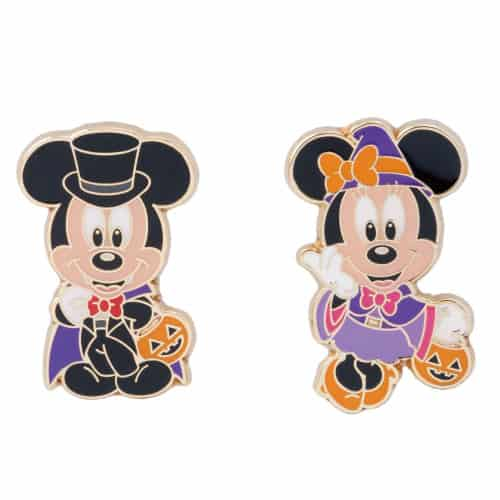 Pin Badge Set ¥1,200