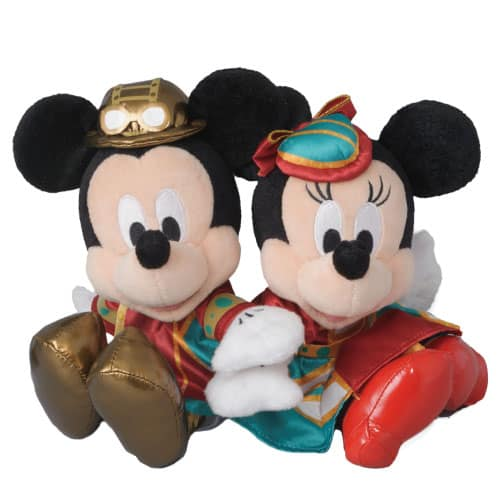 Stuffed Toy Set ¥4,800