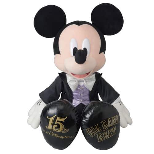 Mickey Plush ¥18000