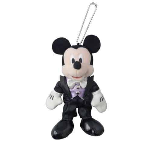 Mickey Stuffed Badge ¥1,900