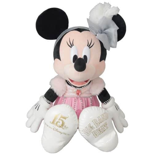 Minnie Plush ¥18000