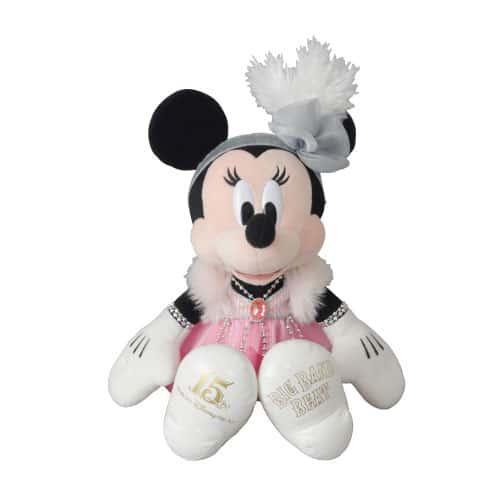 Minnie Plush ¥5000