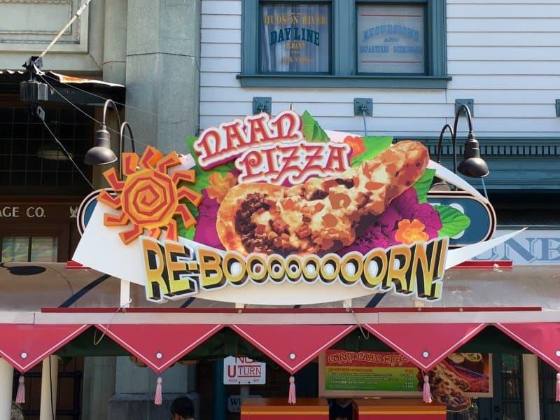 naan-pizza-universal-studios-japan