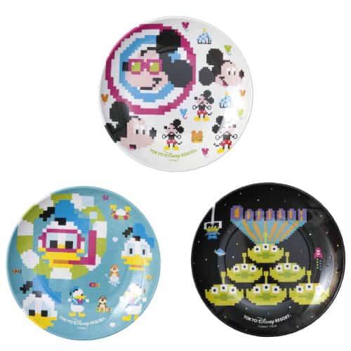 Plate Set ¥1,400