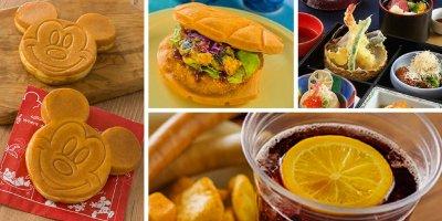 Tokyo Disney Resort Fall 2016 Food Update