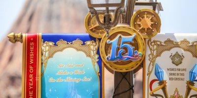 Tokyo DisneySea Celebrates 15 Years with Commemorative Ceremony & Greeting