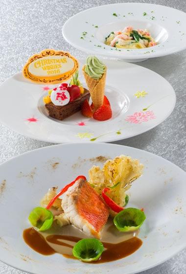 BellaVista Lunch Set ¥4,940