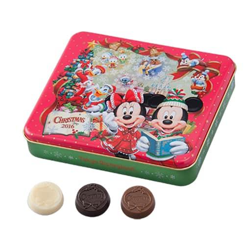 Chocolates ¥800