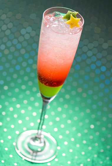 Dreamers Lounge Special Non-Alcoholic Cocktail ¥1,240