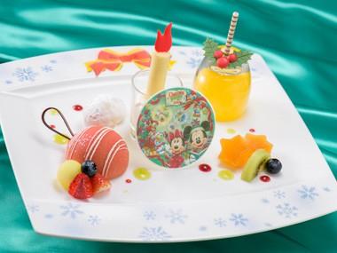 Christmas Fantasy Dessert Medley ¥1860