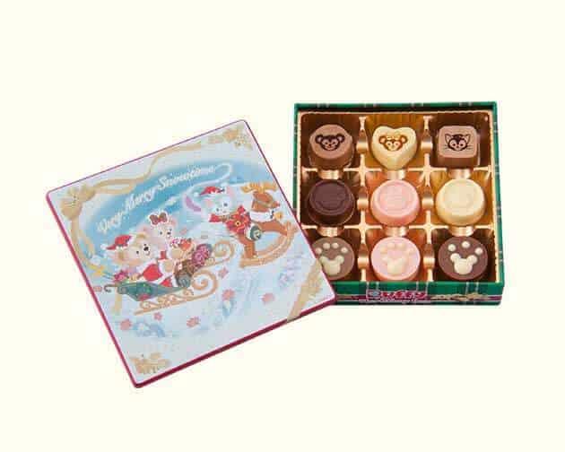 Assorted Chocolates ¥900