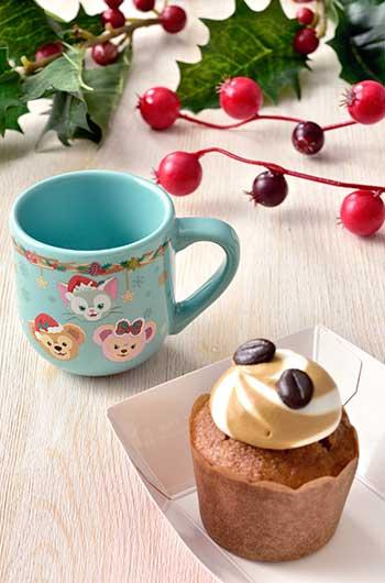 Duffy Coffee Cake ¥580