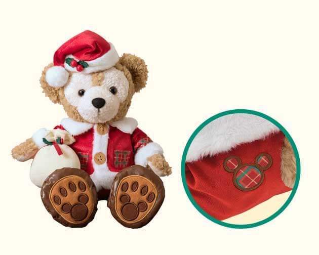 Duffy Costume Set ¥4,800