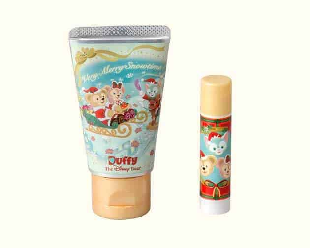 Lip Balm and Hand Cream ¥1,800