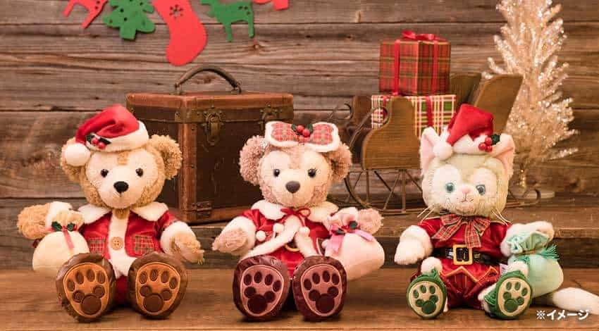 Duffy Christmas Merchandise Available from November 2, 2016