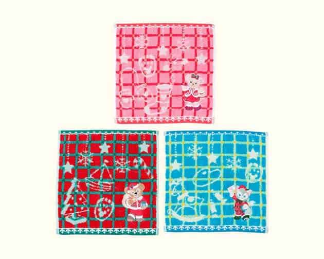 Mini Towel Set ¥2,300