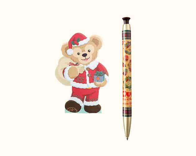 Note and Ballpoint Pen ¥900
