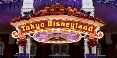 VIDEO: Highlights of Halloween at Tokyo Disneyland & Tokyo DisneySea