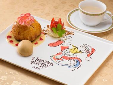 Christmas Fantasy Dessert Set ¥1,800