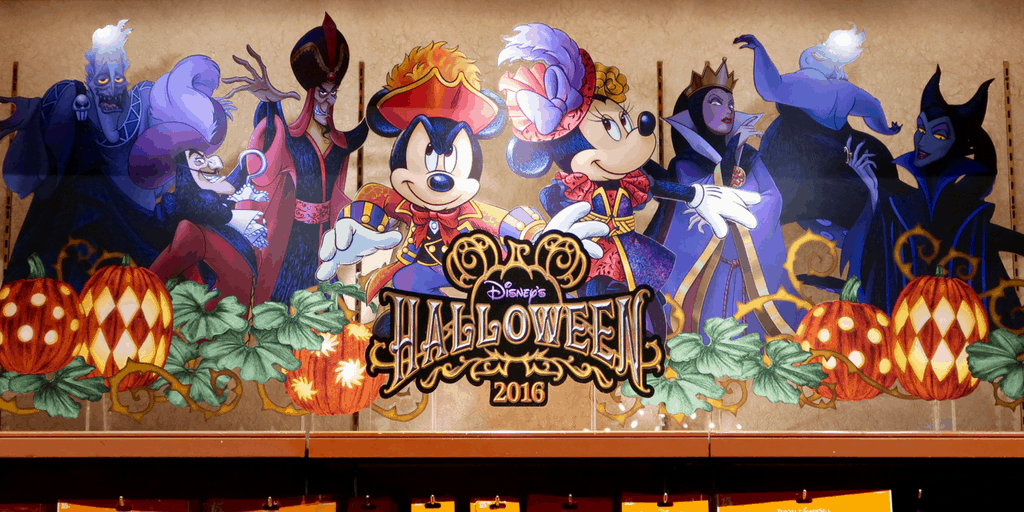VIDEO: Halloween 2016 Merchandise at Tokyo DisneySea