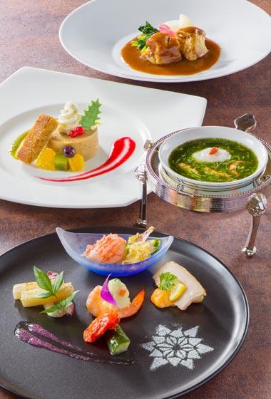 Silk Road Garden Lunch Set ¥4,120