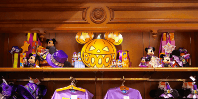 VIDEO: Halloween 2016 Merchandise at Tokyo Disneyland