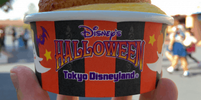 Top 10 Halloween Inspired Food at Tokyo Disney Resort