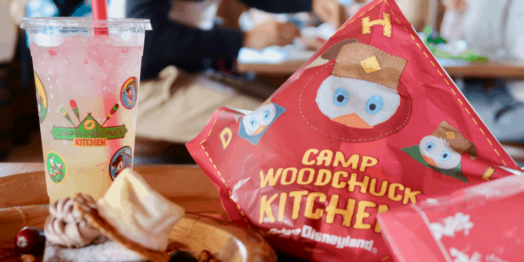 Camp Woodchuck Kitchen Review at Tokyo Disneyland
