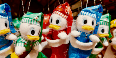 VIDEO: Christmas Fantasy 2016 Merchandise at Tokyo Disneyland