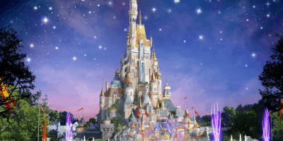 Hong Kong Disneyland Transforming Sleeping Beauty Castle in Multi-Year Development