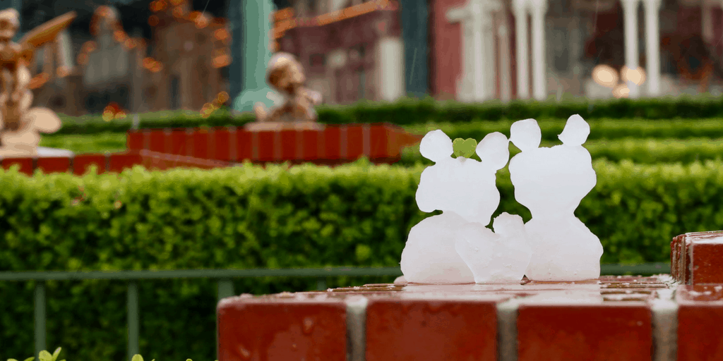 59 Snow Day Photos at Tokyo Disney Resort