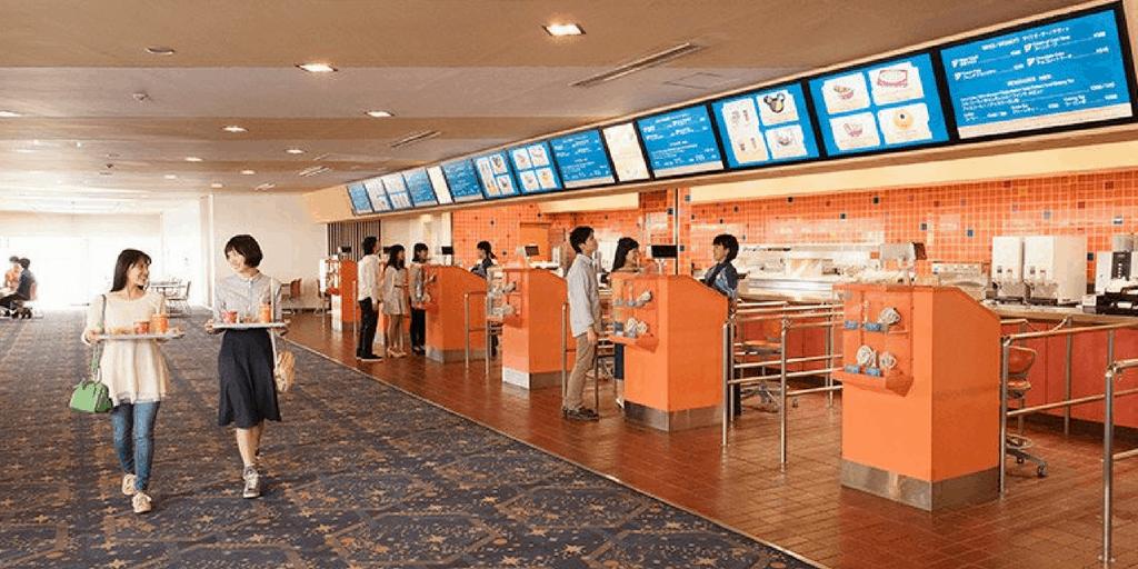 Plazma Ray's Diner Opening in Spring 2017 at Tokyo Disneyland