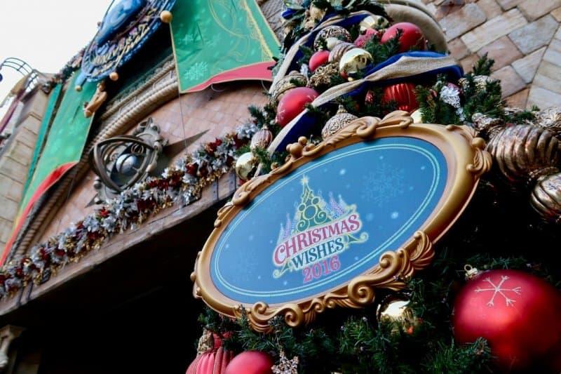 Christmas Wishes Tokyo DisneySea Christmas 2016