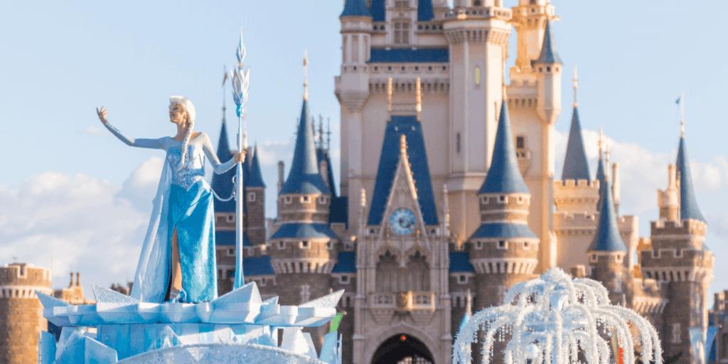 Frozen Fantasy 2017 Merchandise and Food Update