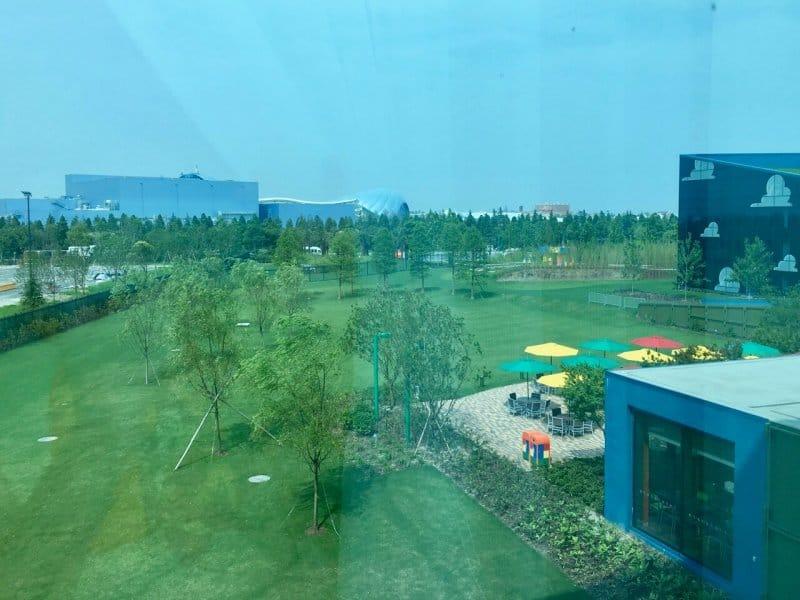 Garden View Toy Story Hotel Shanghai Disneyland