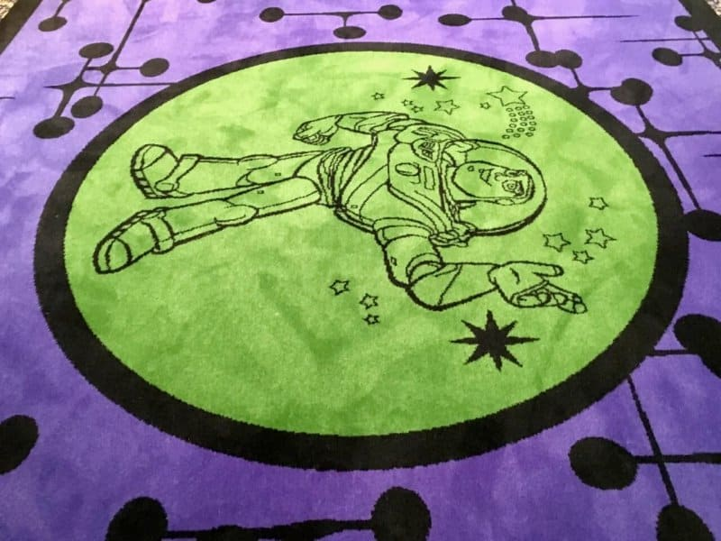Hallway Carpet Toy Story Hotel Shanghai Disneyland