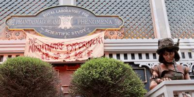 Hong Kong Disneyland Halloween Trip Report Part 2 – The Nightmare Experiment