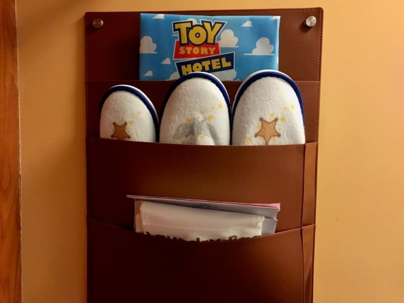 Room Slippers Toy Story Hotel Shanghai Disneyland
