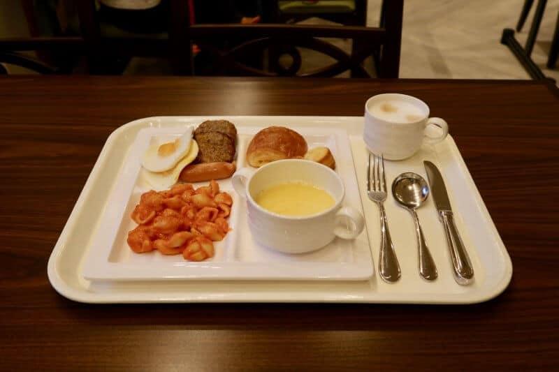 Tokyo Disney Celebration Hotel Cafe Discover Breakfast Buffet