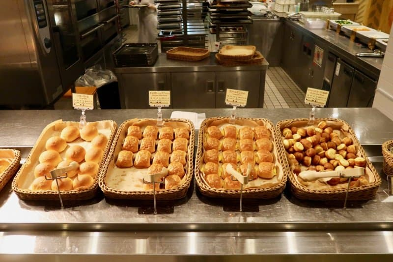 Tokyo Disney Celebration Hotel Cafe Pastries