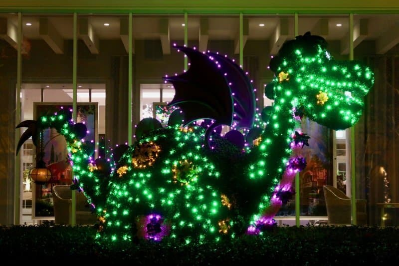 Tokyo Disney Celebration Hotel Wish Electrical Parade Float