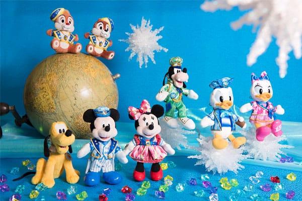 Tokyo DisneySea Year of Wishes Grand Finale Merchandise