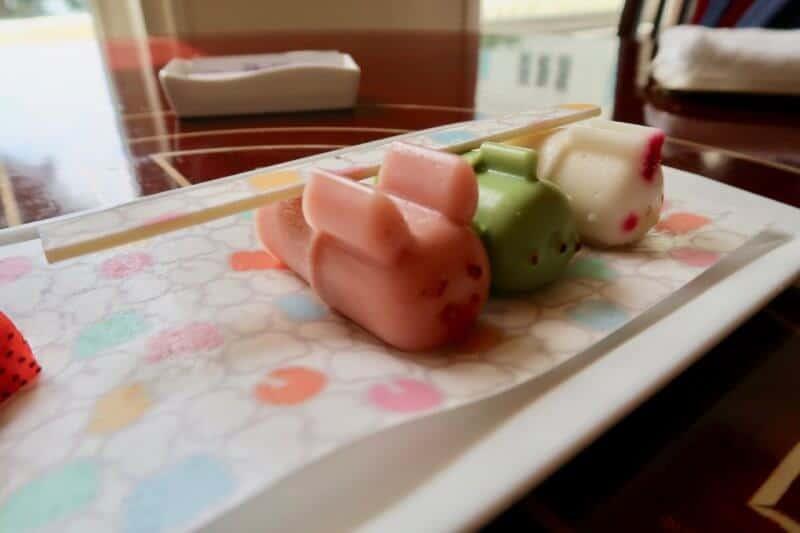 Tsum Tsum Dessert