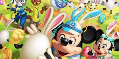 Details for Disney's Easter 2017 at Tokyo Disneyland & Tokyo DisneySea